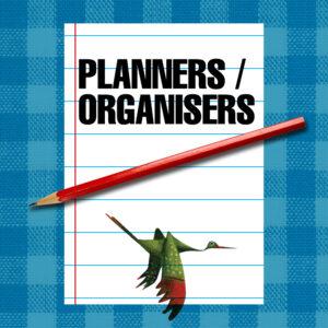 Planners / organisers