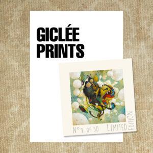Gicléee print